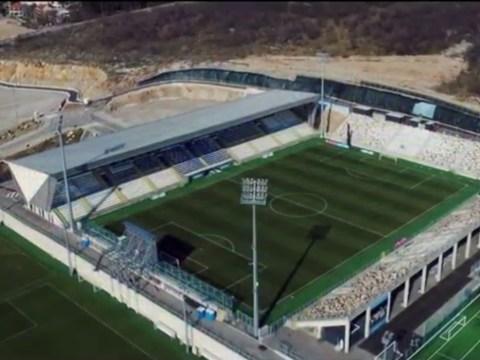 Croazia - Stadion Rujevica