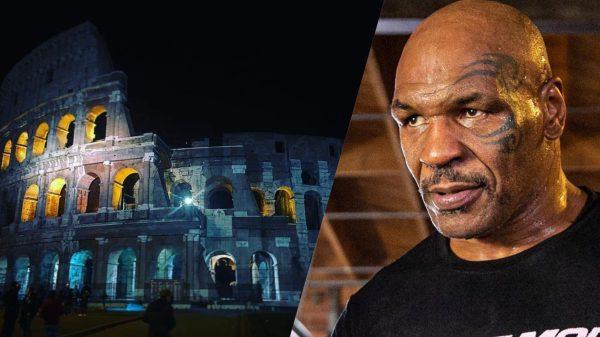 Mike Tyson vs Vincenzo Cantatore