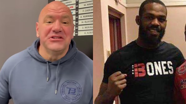 UFC - Dana White non vuole accontentare le richieste finanziarie di Jon Jones per affrontare il campione heavyweight Francis Ngannou.