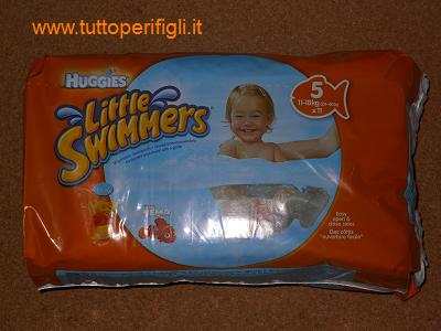 pacco little swimmers