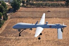MQ1C Predator aeromobile a pilotaggio remoto (APR)