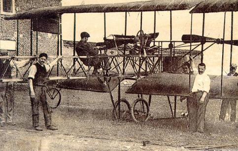 Il velivolo Caproni Ca.1