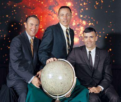 L'equipaggio dell'Apollo 13