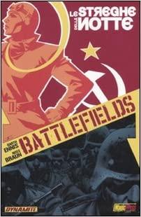 GARTH ENNIS: serie Battlefields