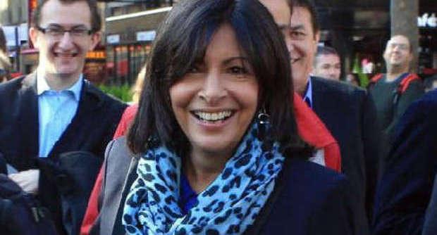Anne Hidalgo, sindaca di Parigi