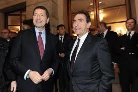 Ignazio Marino e Carlo Fuortes
