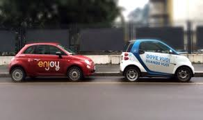 enjoy e car2go