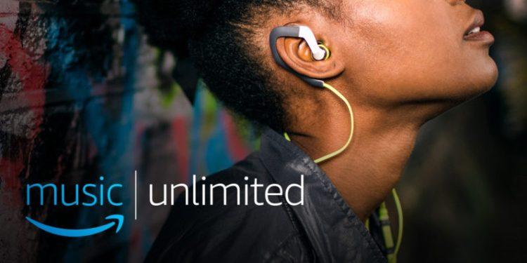 Amazon Music Unlimited torna gratis per 3 mesi, ma solo per alcuni fortunati