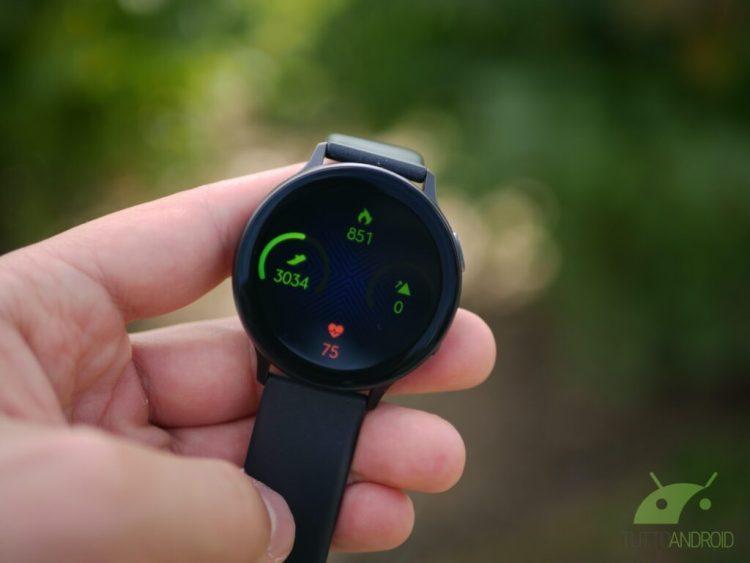 Samsung Galaxy Watch Active 2 si aggiorna e si avvicina ancora di più a Watch 3