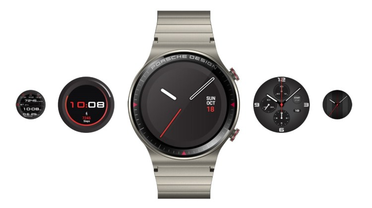 Porsche Design Huawei Watch GT2 riceve l'aggiornamento di luglio 2021
