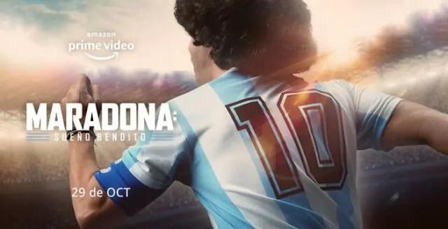Maradona serie amazon prime video