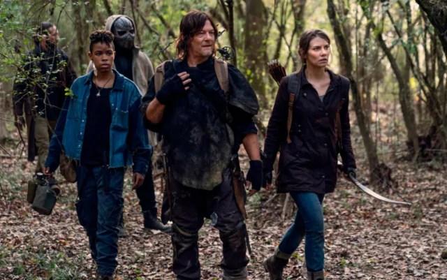 The Walking Dead 11 - Novità Disney+ agosto 2021
