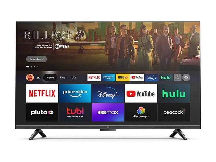 Amazon svela la sua prima linea di smart TV: ecco tutti i dettagli