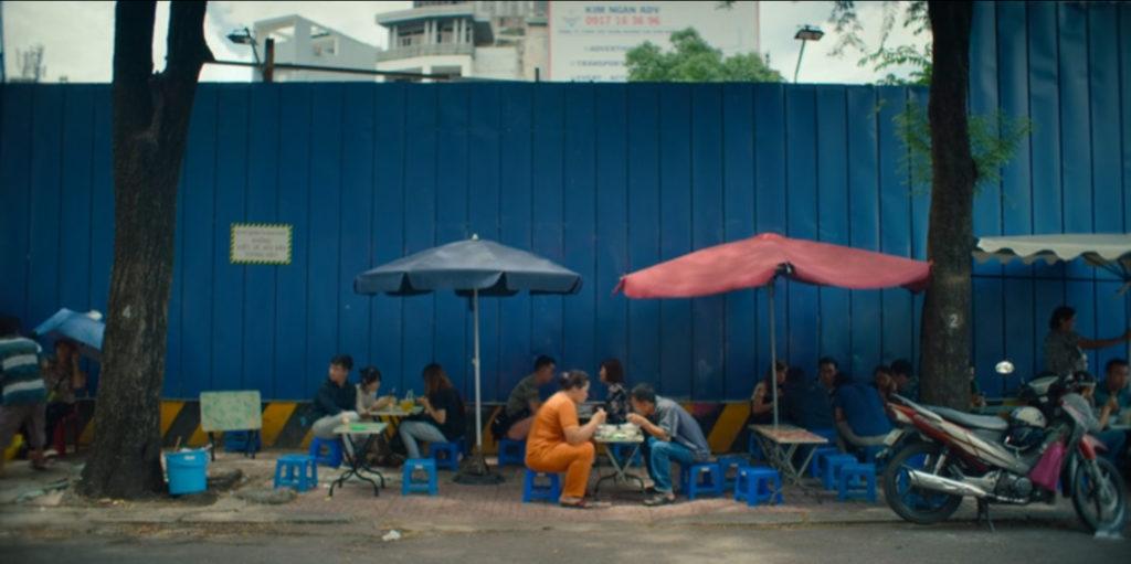 Una scena dell'episodio della serie Netflix Street Food (2019) sulla cucina di strada di Ho Chi Minh City