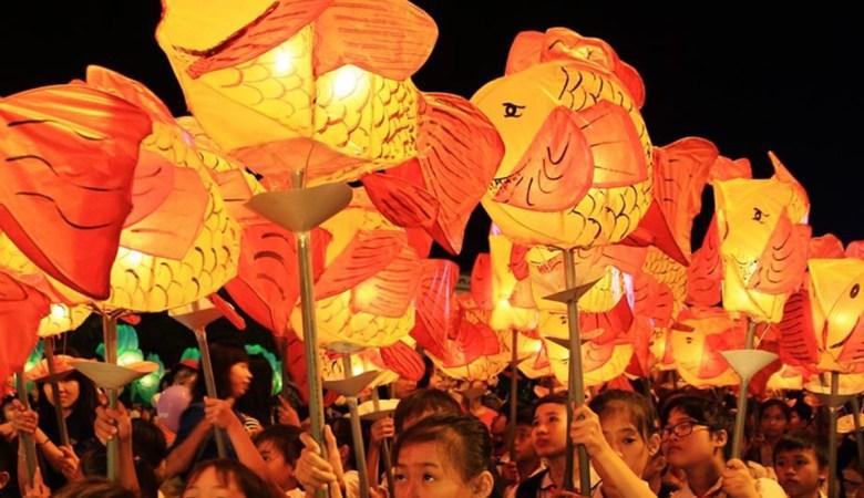 festa di metà autunno vietnam
