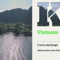 """""""Vietnam - l'uovo del drago"""" al Kilimangiaro, Rai3"""