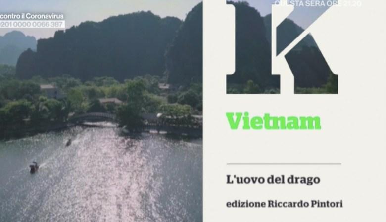Vietnam l'uovo del drago Kilimangiaro