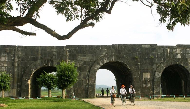 Cittadella dinastia Ho in Vietnam