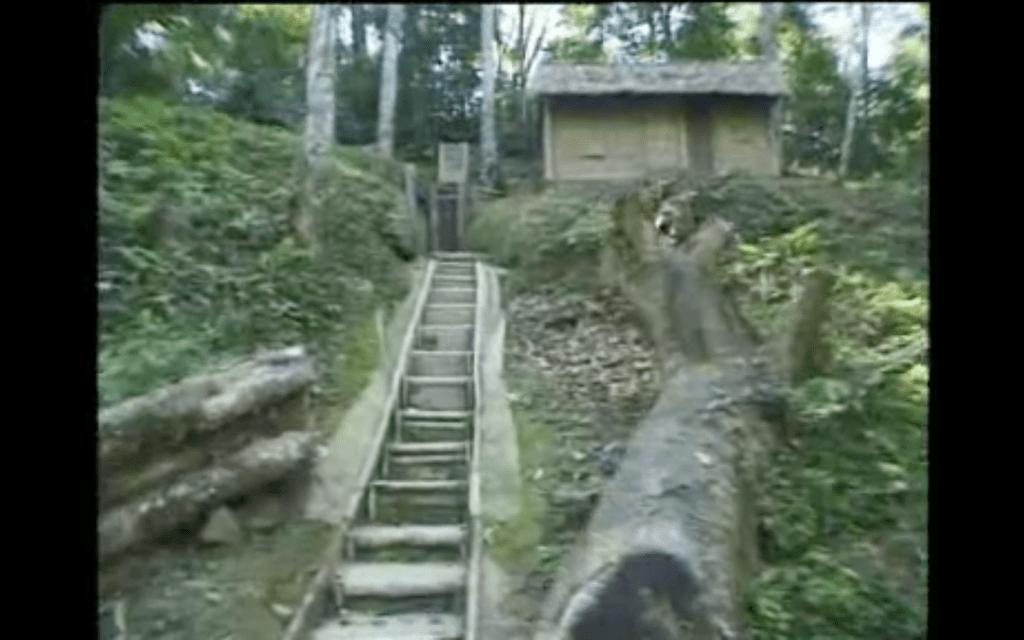 MIlena Gabanelli a Dien Bien Phu nel 1998