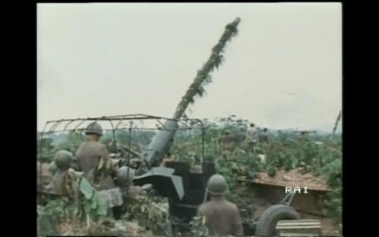 nordvietnamiti a Hai Phong nel 1972