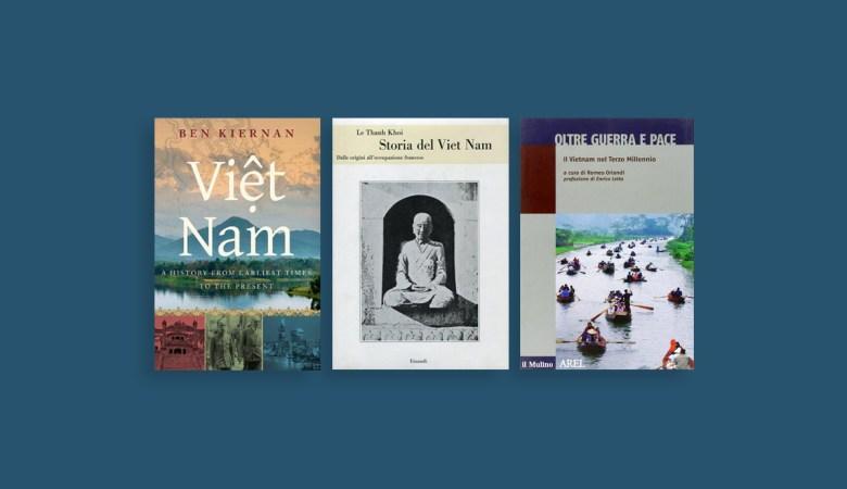 libri sulla storia del Vietnam