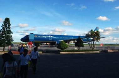 aeroporti Vietnam