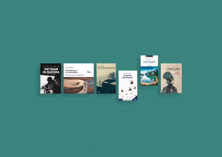 Tutti i libri del 2020 sul Vietnam