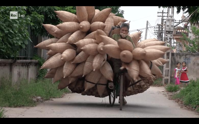 nasse bambù Vietnam documentario Alberto Angela