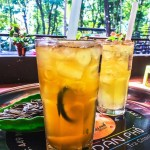 trà chanh tè freddo al lime vietnamita