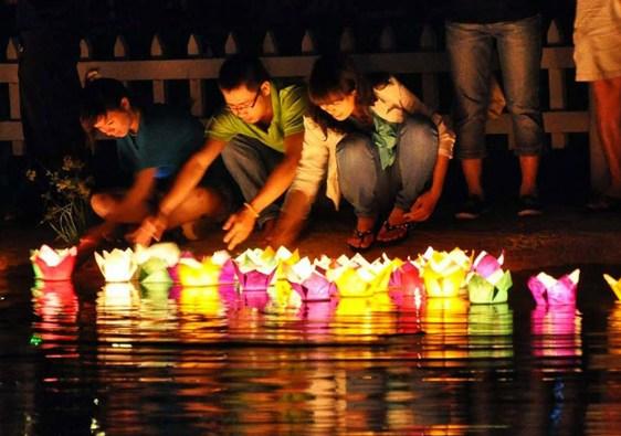 vu lan festival, il giorno delle anime erranti in Vietnam