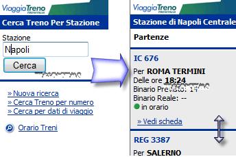 Mobile/Viaggitreno.it