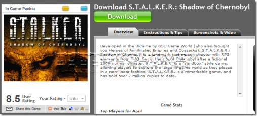 stalker download free