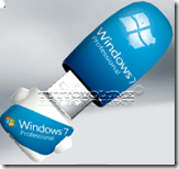 Windows 7 Drive USB