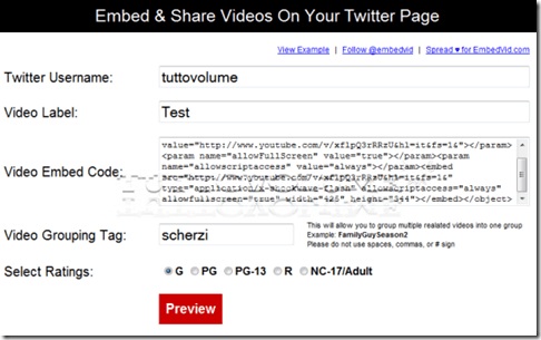 embedvid share