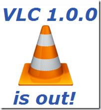 VLC 1.0.0