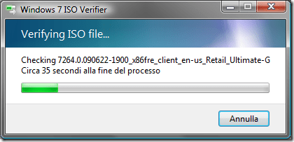 Windows 7 ISO Verifier