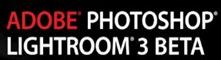 Adobe Photoshop Lightroom 3 Beta