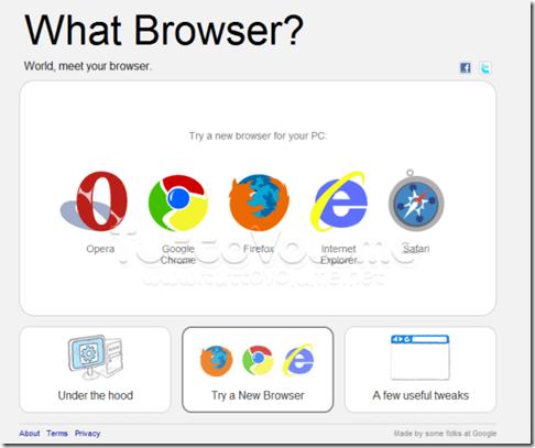 Cosa è un browser
