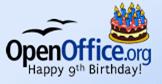 OpenOffice 3.2 beta