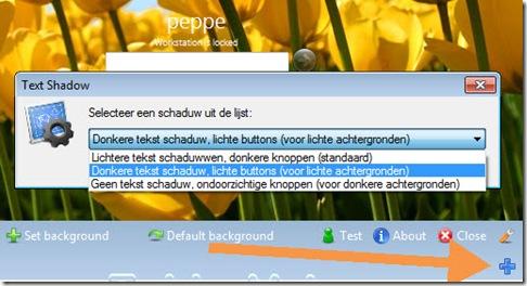 Windows 7 Logon screen