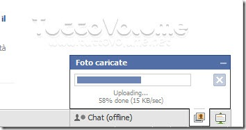 Notifica Facebook Photo Uploader
