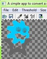 Transpoint rimuovere sfondo da un immagine