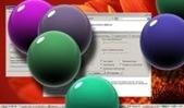 Bubble screensaver