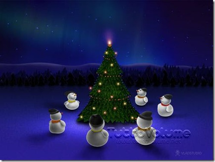 Christmas Wallpaper Memico Collection 0007