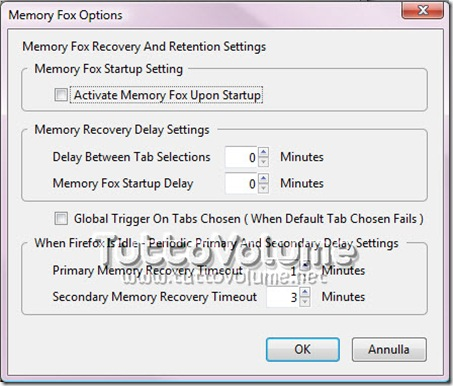 Memory Fox Add-on