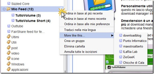 Google_reader_Feed_correlati