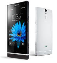 Sony Ericson Now Sony XperiaS