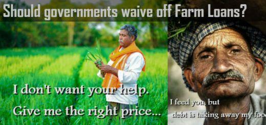 MP Elections - farm loan waiver - Congress - BJP
