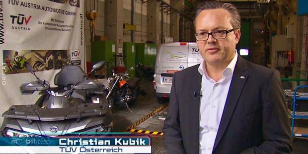 ORF2 mobilitas: эксперт TÜV AUSTRIA Кристиан Кубик о различиях в качестве топлива