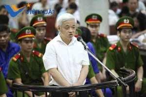 """Nguyên Tổng cục trưởng Tổng cục Cảnh sát Phan Văn Vĩnh làm Trưởng ban chuyên án vụ """"bầu"""" Kiên và các đồng phạm."""